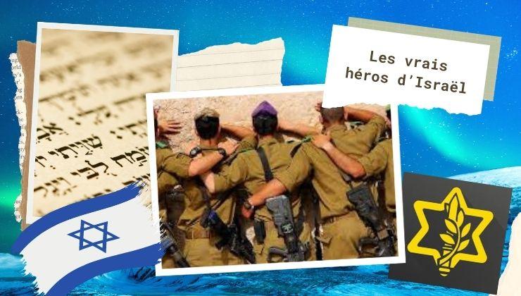 héros d'Israël