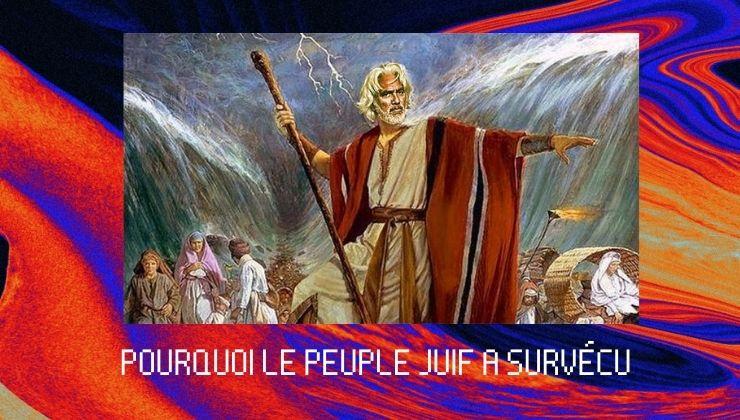 le peuple juif a survécu