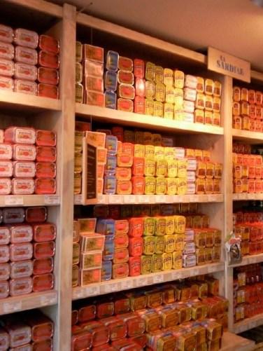 Die Boutique Conserverie la belle-iloise in Antibes