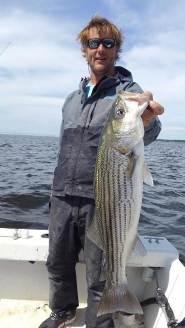 Mid Bay Rockfish 10