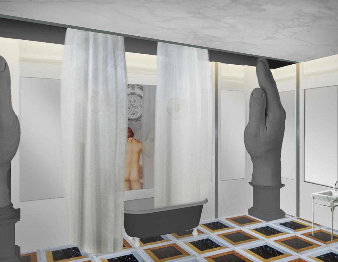 lakosztály-fürdő-üres-látvány-kezes