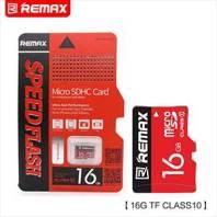 REMAX 16GB Micro SDHC Memory Card Class 10 533X