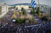 Greek protests about Macedonia are complicating US-NATO plans for war with Russia