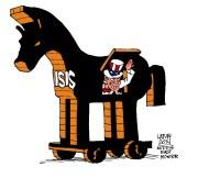 America Loves Islamic Terrorists (Abroad): ISIS as Proxy US Mercenaries