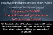 WAHNSINN: Unglaubliche Internet-Zensur läuft an….