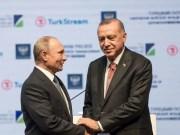 Putin und Erdogan feiern Fertigstellung von TurkStream-Pipeline