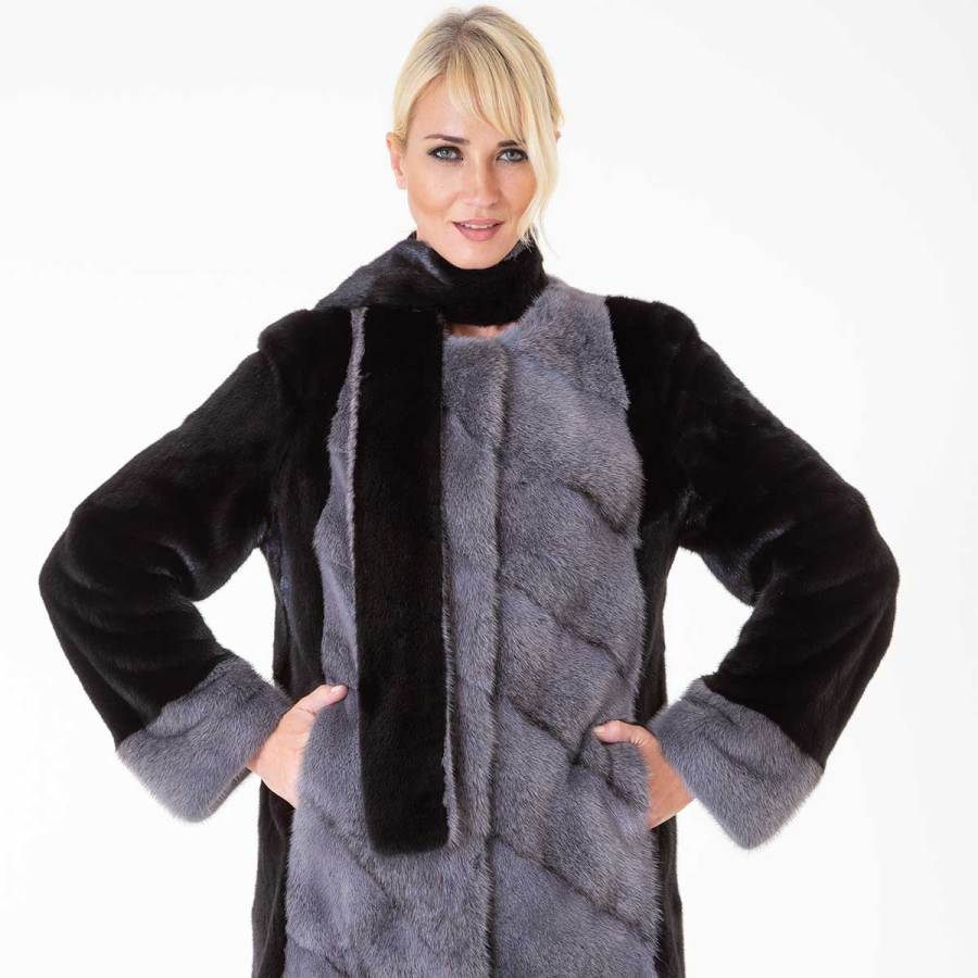Blackglama Male Mink Jacket | Sarigianni Furs