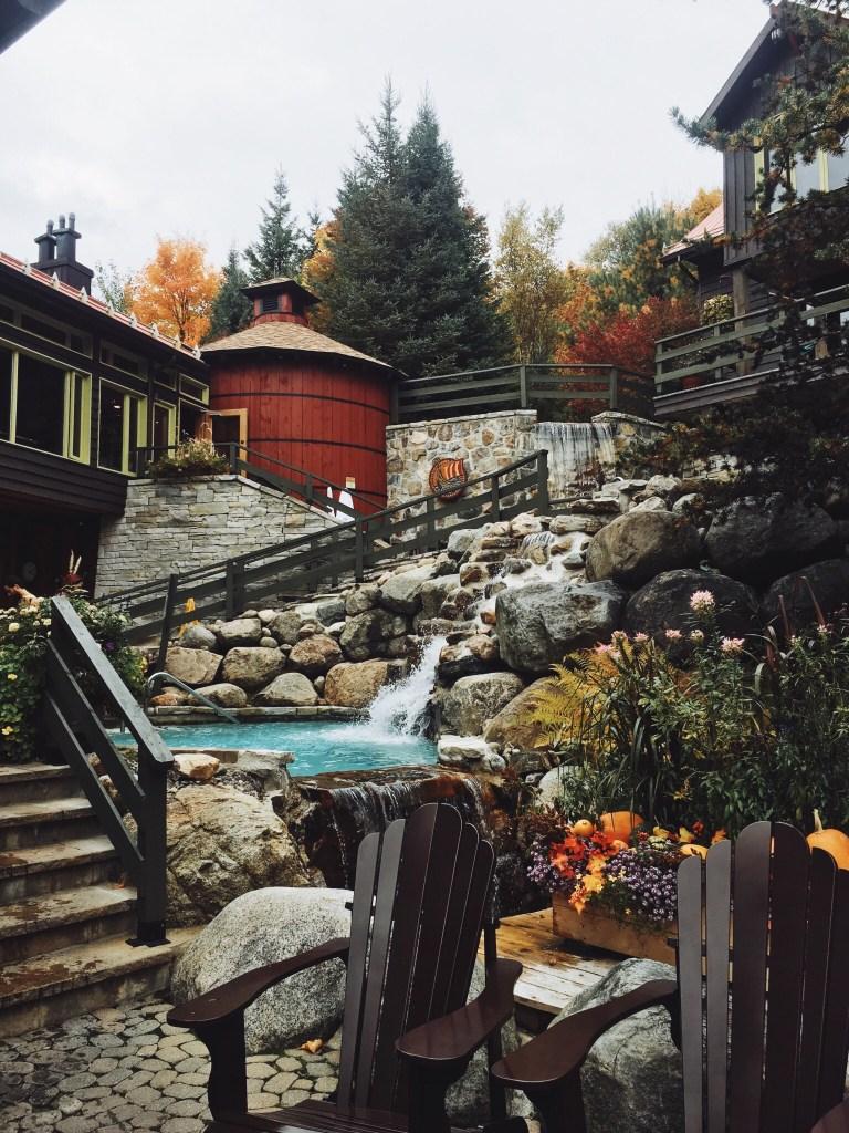 Scandinavian Spa & Nordic Baths