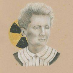Marie Curie fürs Lehrerzimmer