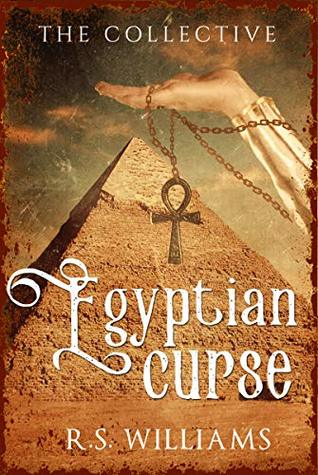 Egyptian Curse by R. S. Williams | book cover