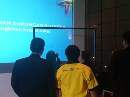 Penandatangan Dukung Indonesia Lebih Maju