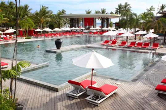 Club Med Bali-Pool depan