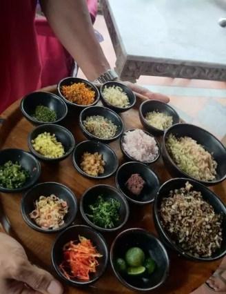 Rempah-rempah Indonesia (Ubud Food Festival)