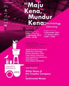 Poster Milik Jakarta Biennale 2015