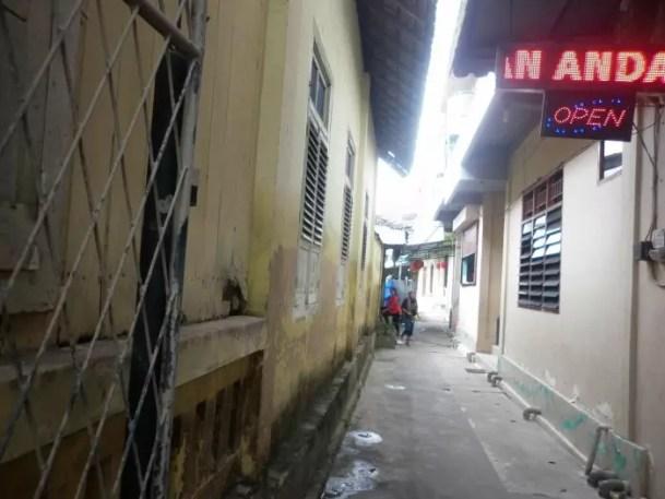 Gang Kampung Bintang Pangkalpinang. Dokumentasi foto: Sari Novita