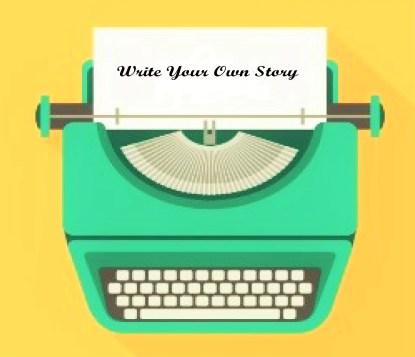 Write Your Own Story by Sari Novita