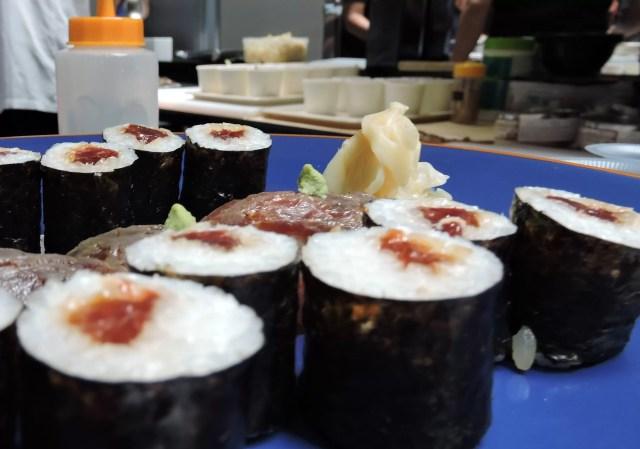 Sushi Kaz. Foto: www.sarinovita.com