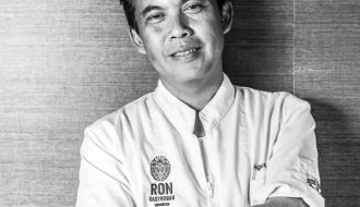 Chef Agus Hermawan, ambassador kuliner Indonesia - sarinovita.com