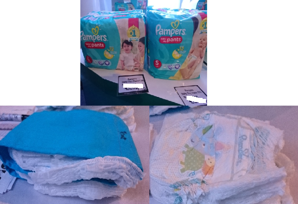 Produk Baby Dry Pants Pampers