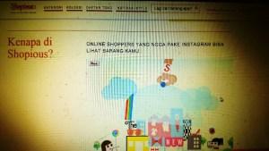 Shopious Shopping Online
