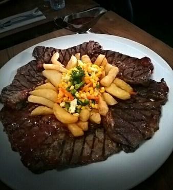 Wagyu Steak Abuba by Sari Novita