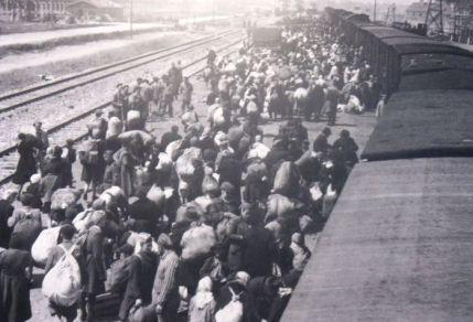 treno Auschwitz SaritaLibre.it