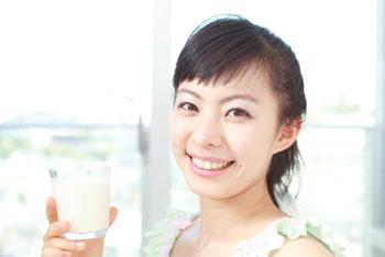 生理前の豆乳ダイエットが効果的な理由!