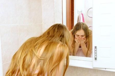 夜の洗顔の正しいタイミングは入浴前?入浴中?