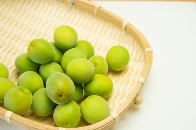 梅エキスの効果・効能と有効成分は梅の数十倍!