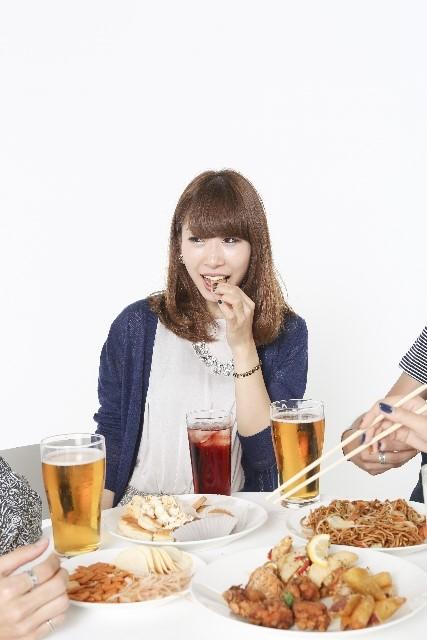 食べても太らない人の体質と特徴!痩せ体質を作るコツ!