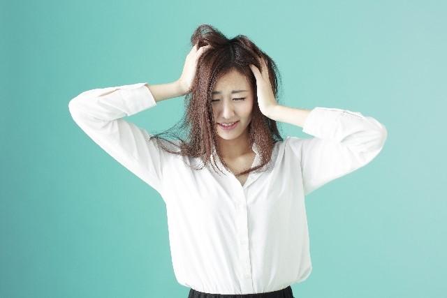頭皮のかゆみ対策と対処法!原因は乾燥やフケだけ?