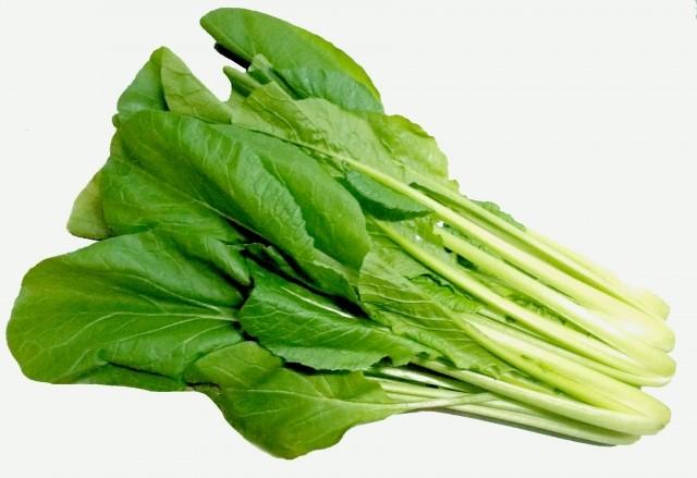 新鮮で美味しい「小松菜」の見分け方と効能・効果や栄養素!カロリーは?