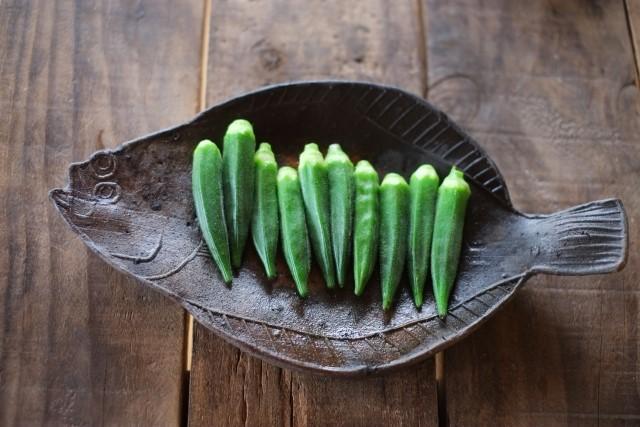 オクラの栄養と効能・効果やおすすめのレシピ!賞味期限は?