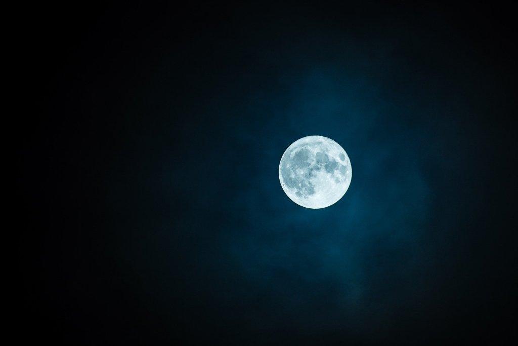 Earthquake on the moon