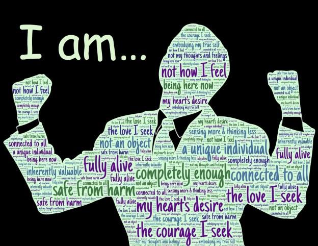 identity, self, authentic
