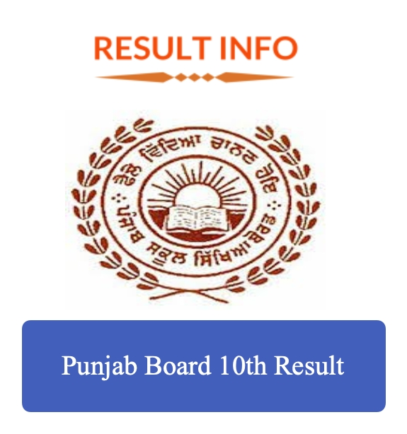 Punjab Board 10th Result
