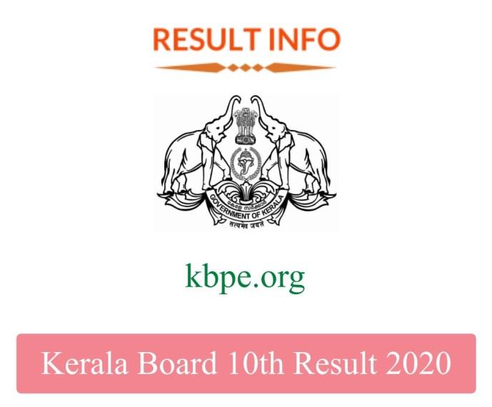 Kerala Board 10th Result