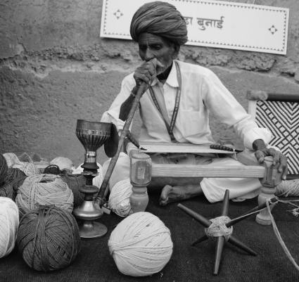 British and Decline Of Indian Handicrafts