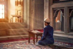 धर्म में आधुनिक प्रवृत्तियां, मुस्लिमकालीन शिक्षा