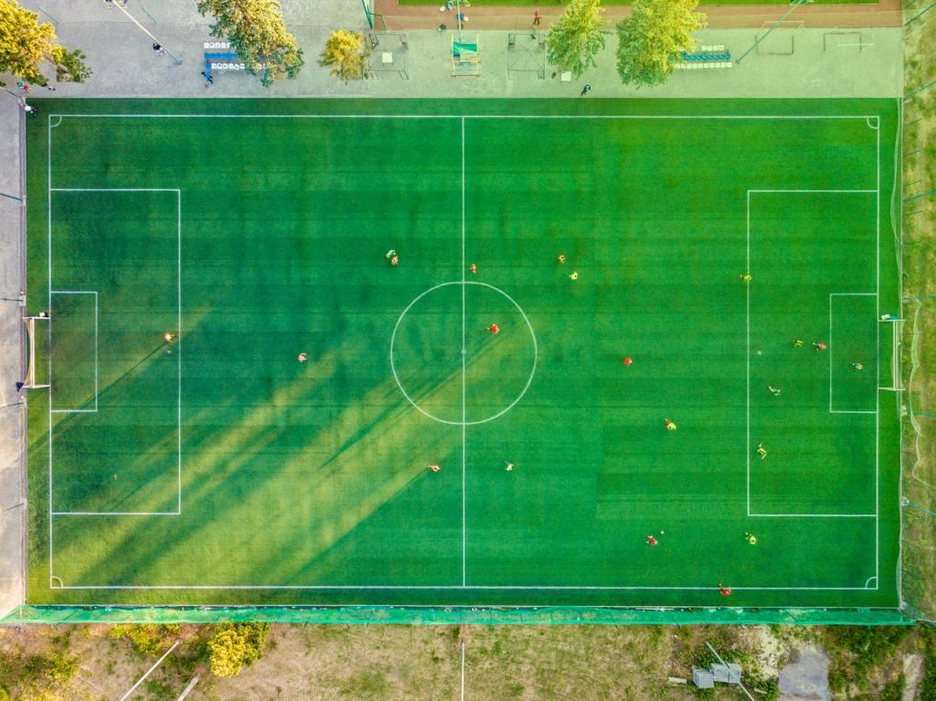 राष्ट्रीय कप व ट्राफियां