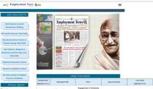 Employment News Pdf