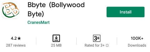 Bbyte App