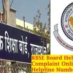 rbse board helpdesk