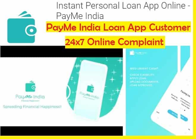 PayMe Loan App Customer Care