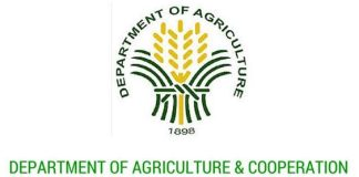 Department Of Agriculture And Cooperation Recruitment 2018-2019