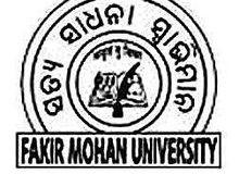 Fakir Mohan University Faculty