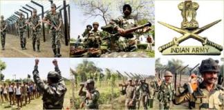 Indian Army Recruitment Rally for SGD Post|Online Application