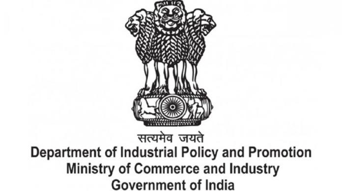 Department of Industrial Policy & Promotion (