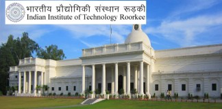 IIT RoorkeeProject Assistant Jobs | Walk-in-Interview