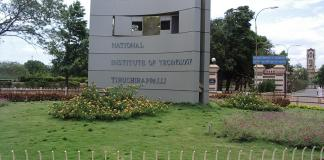 National Institute of Technology Tiruchirappalli
